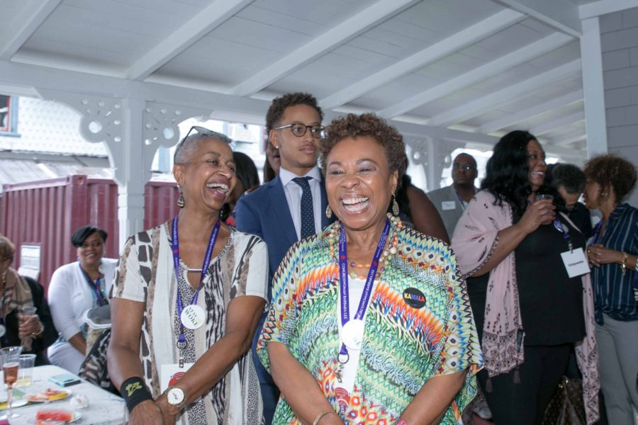 Congresswoman Barbara Lee Martha's Vineyard Fundraiser
